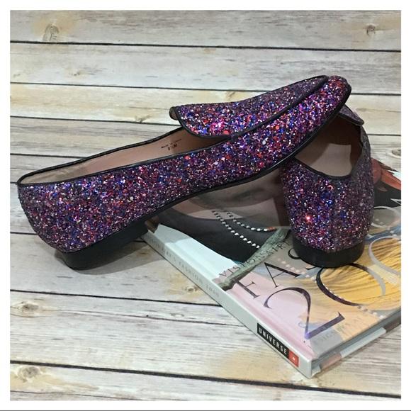 53fc2a6c48d kate spade Shoes - NWOB Kate Spade Glitter Calliope Flats